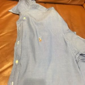 Large Men's Polo Yarmouth button up